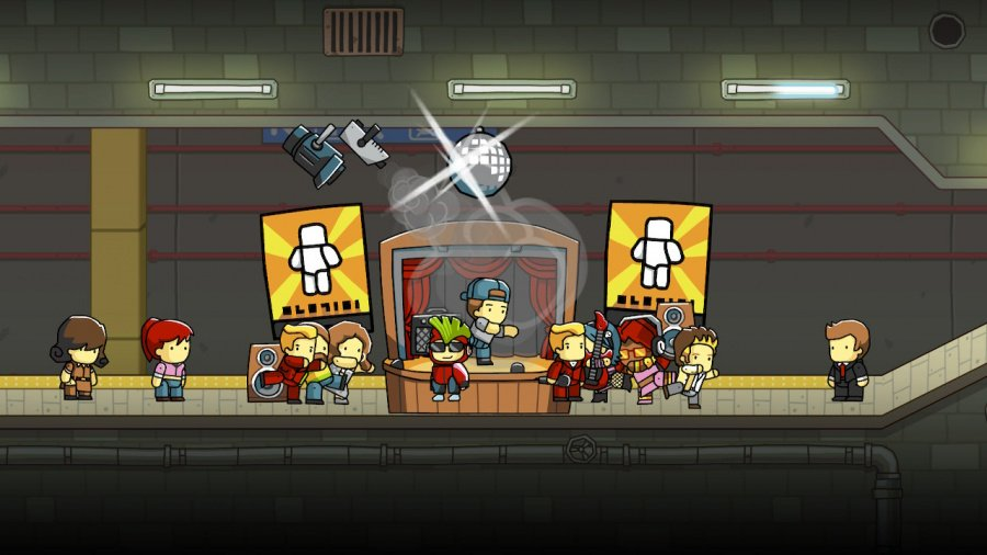 Scribblenauts Mega Pack Review - Screenshot 2 of 4