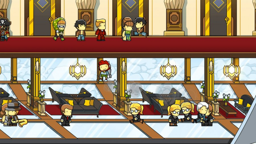 Scribblenauts Mega Pack Review - Screenshot 4 of 4