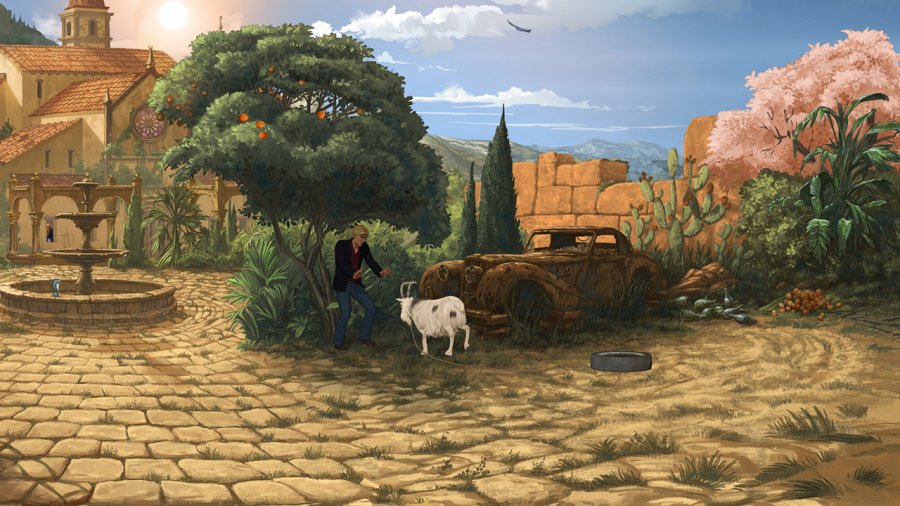 Broken Sword 5: The Serpent's Curse Review - Screenshot 1 of 5