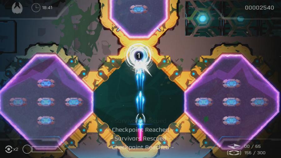 Velocity 2X Review - Screenshot 2 of 5