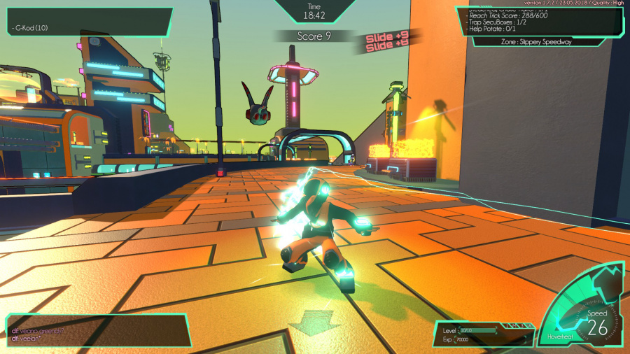 Hover Review - Screenshot 1 of 5