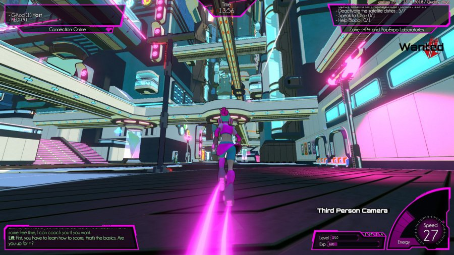 Hover Review - Screenshot 2 of 5