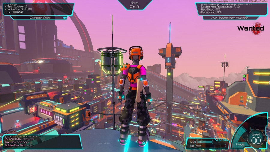 Hover Review - Screenshot 3 of 5
