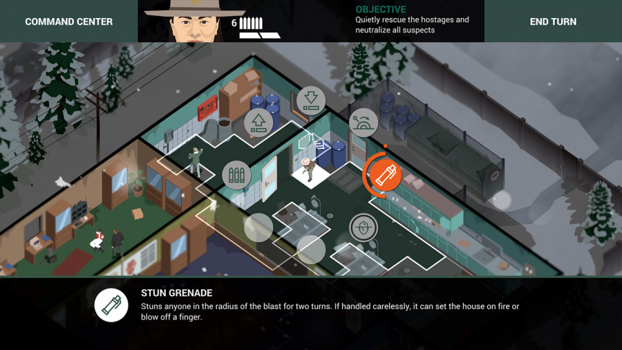 This Is The Police 2 Review - Screenshot 4 of 4