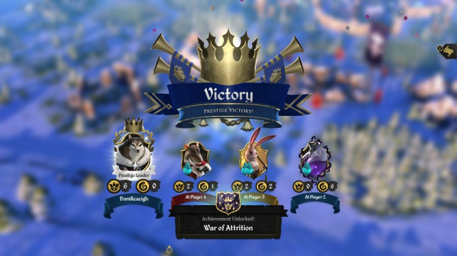 Armello Review - Screenshot 4 of 4