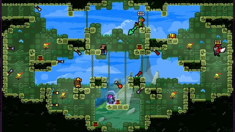 TowerFall Review - Screenshot 5 of 6