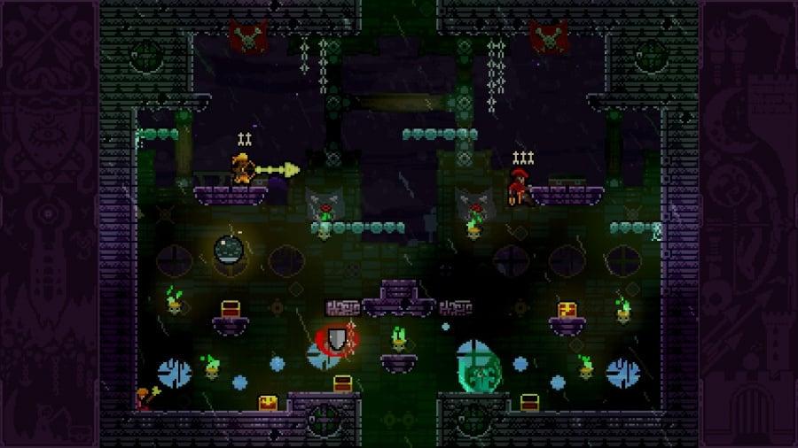 TowerFall Review - Screenshot 1 of 6