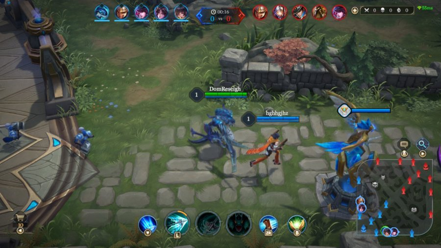 Arena of Valor Review - Screenshot 3 of 4