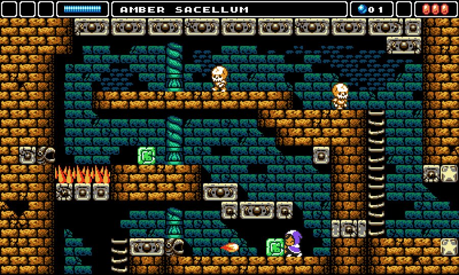 Alwa's Awakening Review - Screenshot 5 of 5