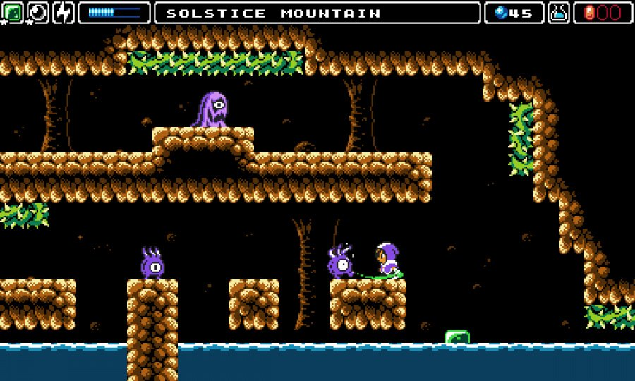 Alwa's Awakening Review - Screenshot 1 of 5