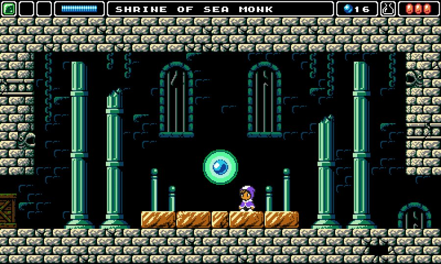 Alwa's Awakening Review - Screenshot 3 of 5