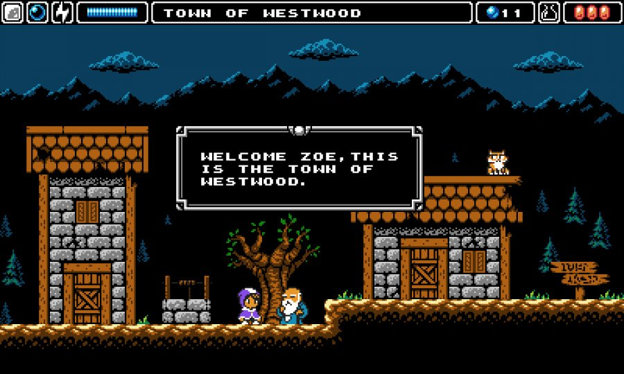 Alwa's Awakening Review - Screenshot 4 of 5
