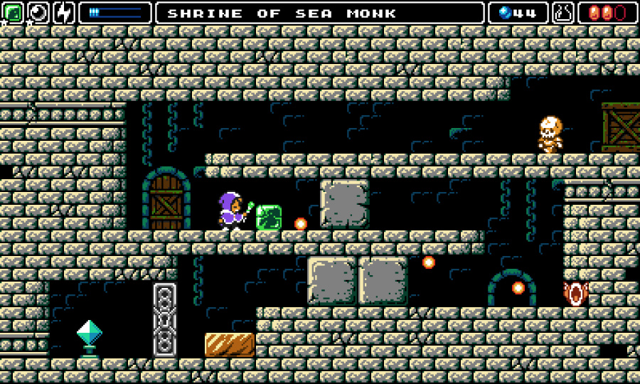 Alwa's Awakening Review - Screenshot 2 of 5