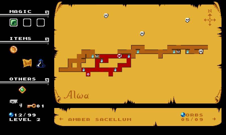 Alwa's Awakening Review - Screenshot 4 of 5