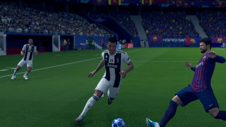 FIFA 19 Review - Screenshot 5 of 5