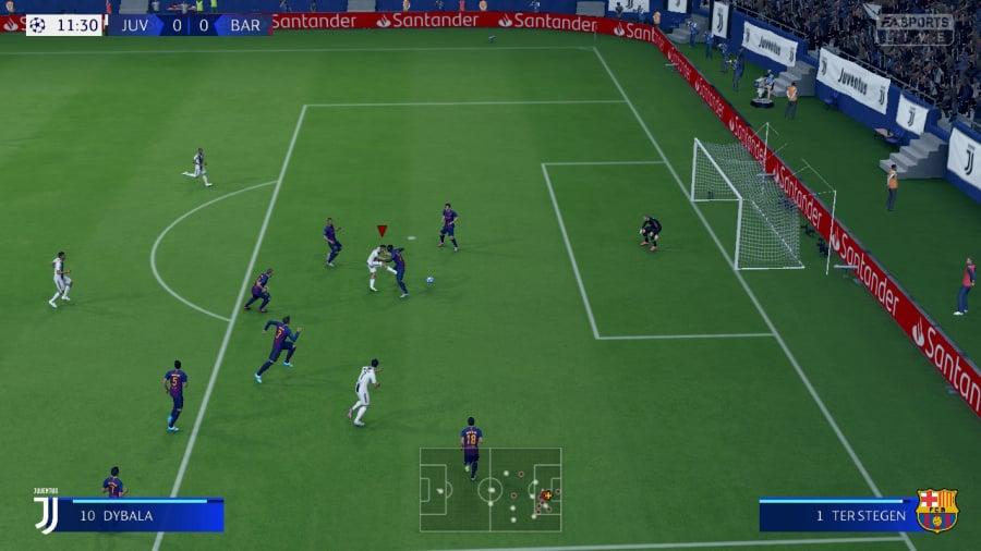 FIFA 19 Review - Screenshot 1 of 5