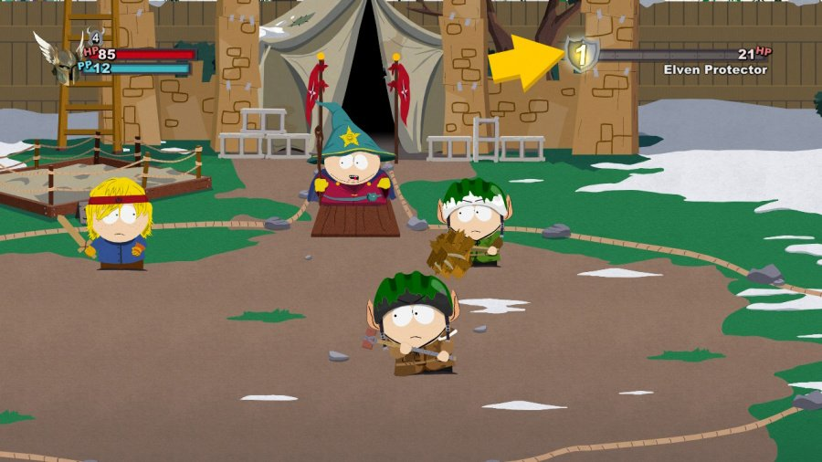 South Park: The Stick of Truth Review - Screenshot 1 of 3