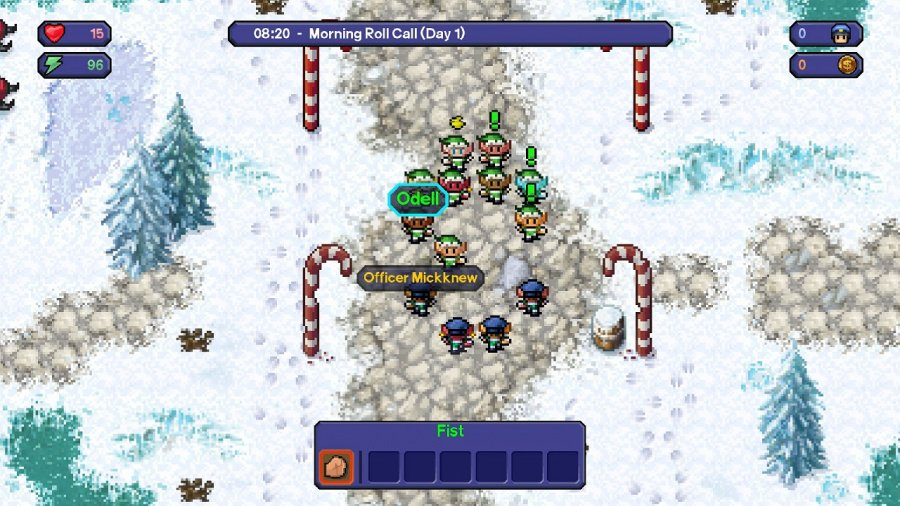 The Escapists: Complete Edition Review - Screenshot 2 of 3
