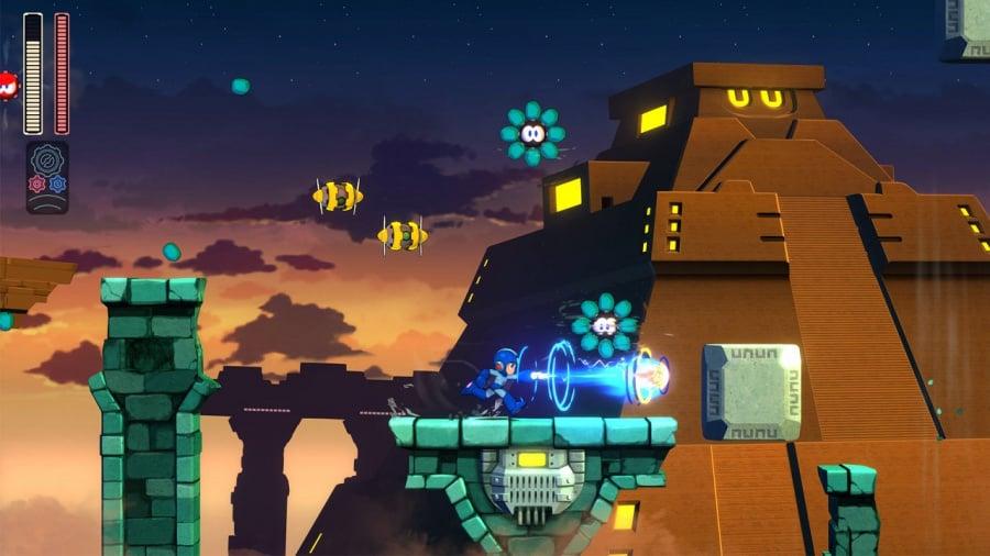 Mega Man 11 Review - Screenshot 4 of 6