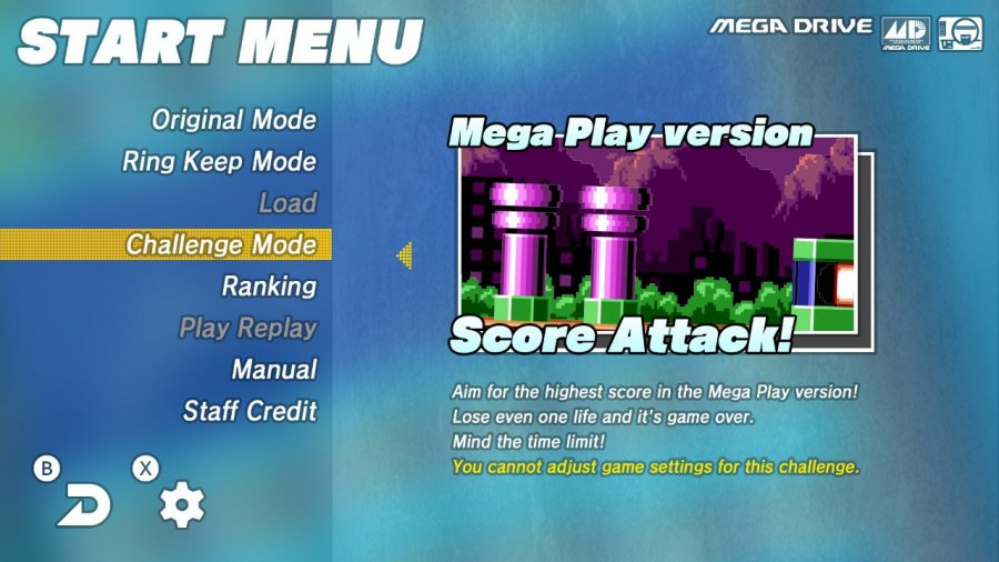 SEGA AGES Sonic The Hedgehog Review - Screenshot 4 of 4