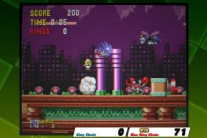 SEGA AGES Sonic The Hedgehog Screenshot