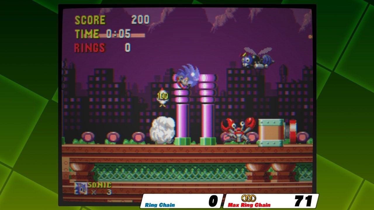 SEGA AGES Sonic The Hedgehog Review (Switch eShop) | Nintendo Life