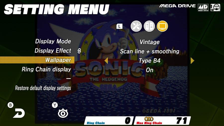 SEGA AGES Sonic The Hedgehog Review - Screenshot 1 of 4