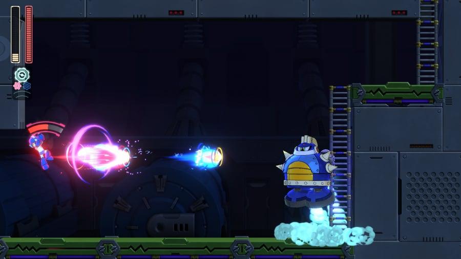 Mega Man 11 Review - Screenshot 2 of 6
