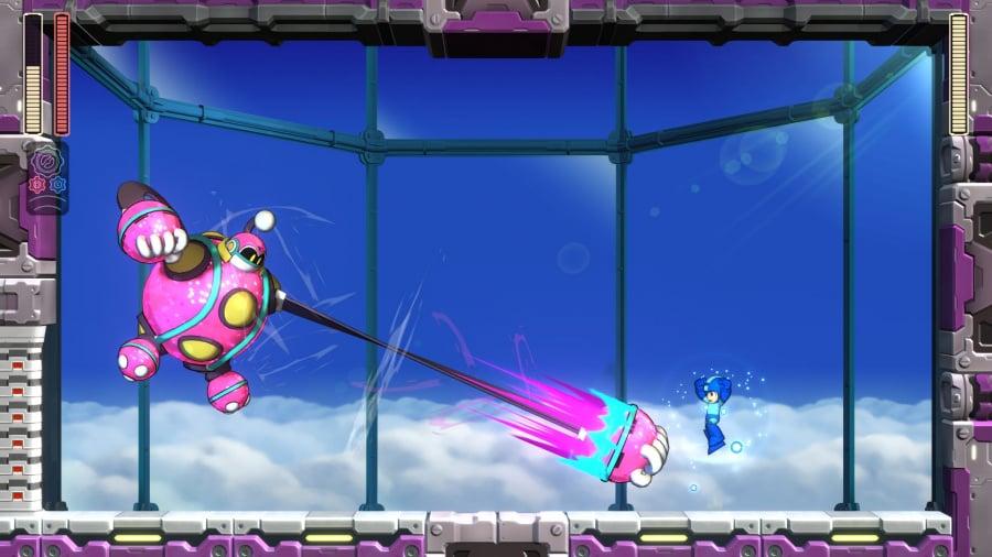 Mega Man 11 Review - Screenshot 1 of 6