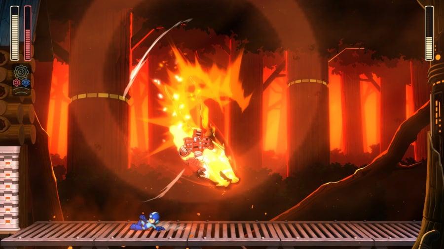 Mega Man 11 Review - Screenshot 4 of 7