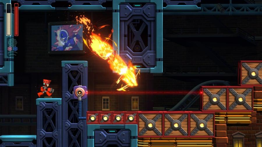 Mega Man 11 Review - Screenshot 3 of 6