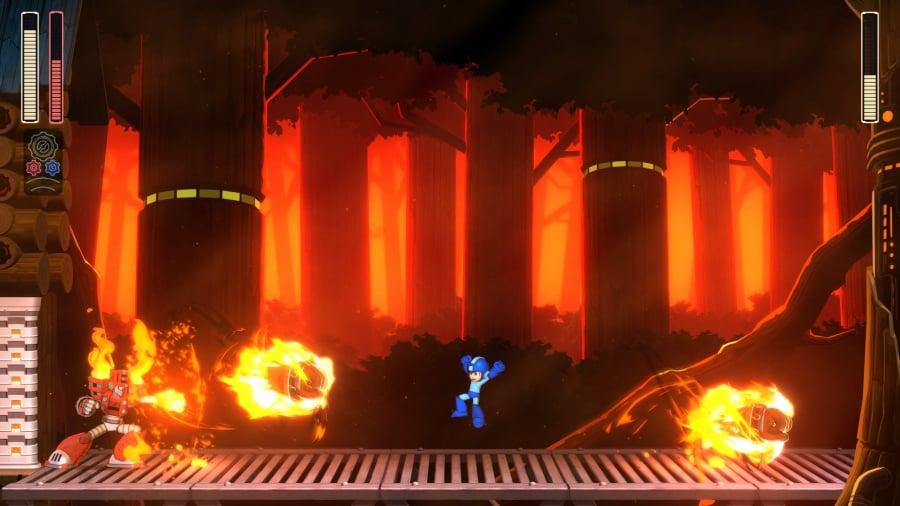 Mega Man 11 Review - Screenshot 3 of 7