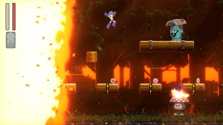Mega Man 11 Review - Screenshot 1 of 7