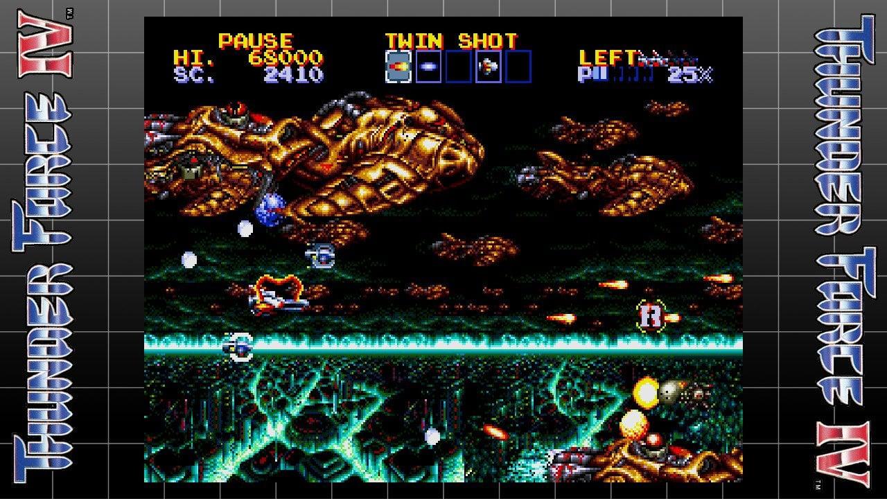 SEGA AGES Thunder Force IV Review (Switch eShop) | Nintendo Life