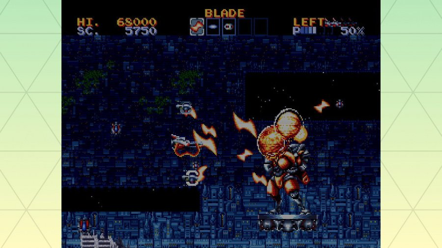 SEGA AGES Thunder Force IV Review - Screenshot 2 of 3