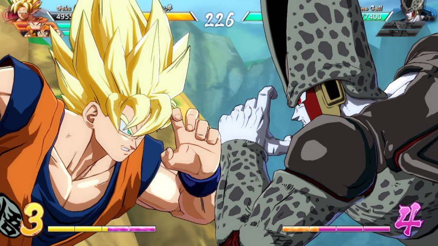 Dragon Ball FighterZ Review - Screenshot 3 of 5