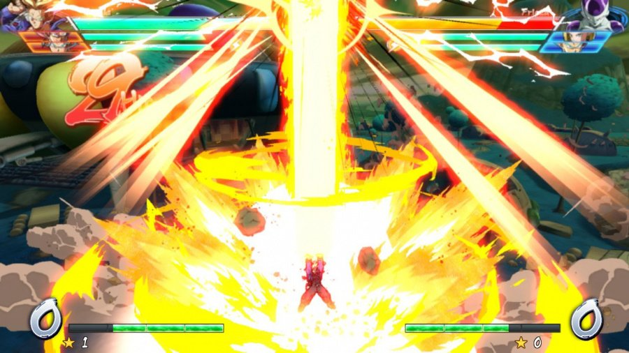 Dragon Ball FighterZ Review - Screenshot 2 of 5
