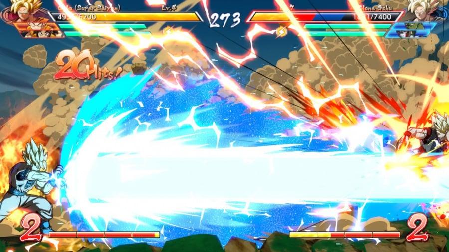Dragon Ball FighterZ Review - Screenshot 4 of 5