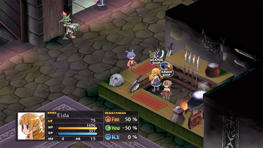 Disgaea 1 Complete Review - Screenshot 3 of 5