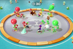 Super Mario Party Screenshot