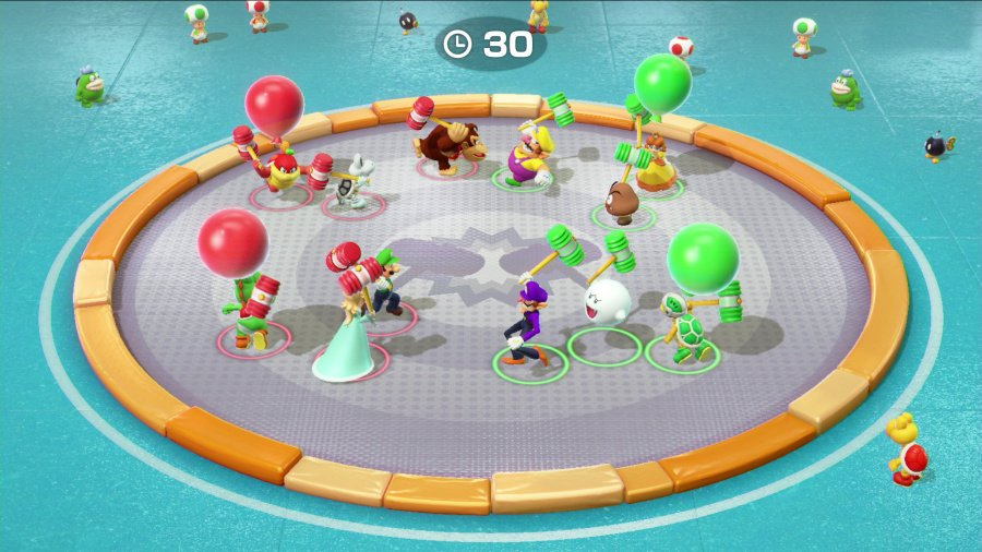 Super Mario Party Review - Screenshot 2 of 7
