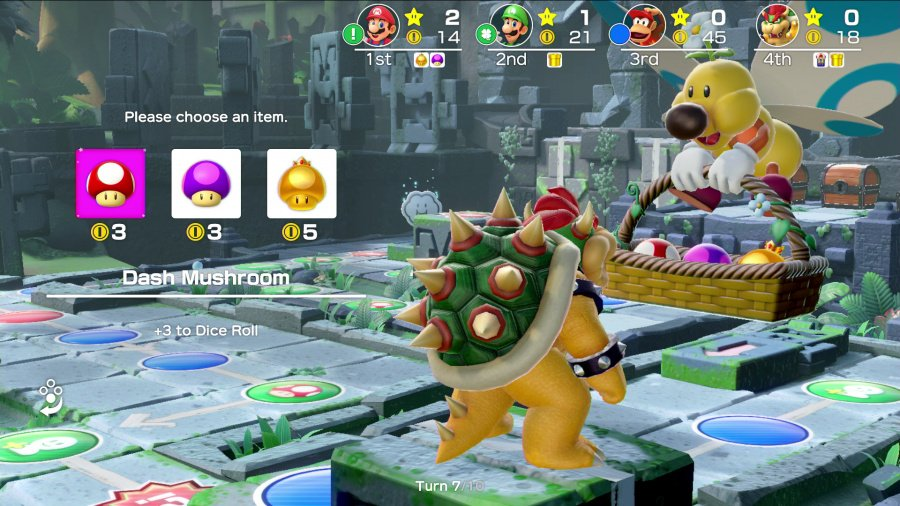 Super Mario Party Review - Screenshot 1 of 7