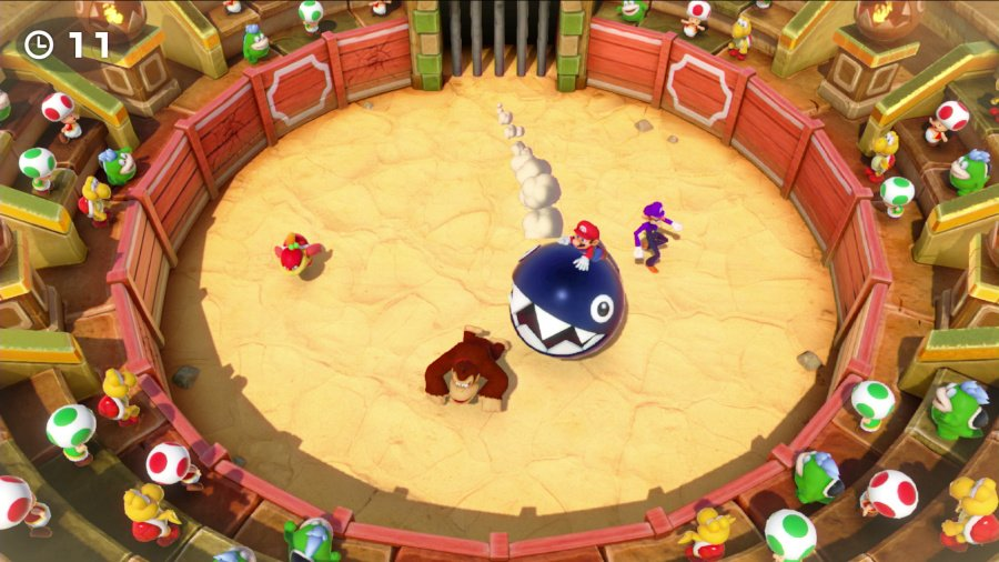 Super Mario Party Review - Screenshot 1 of 7