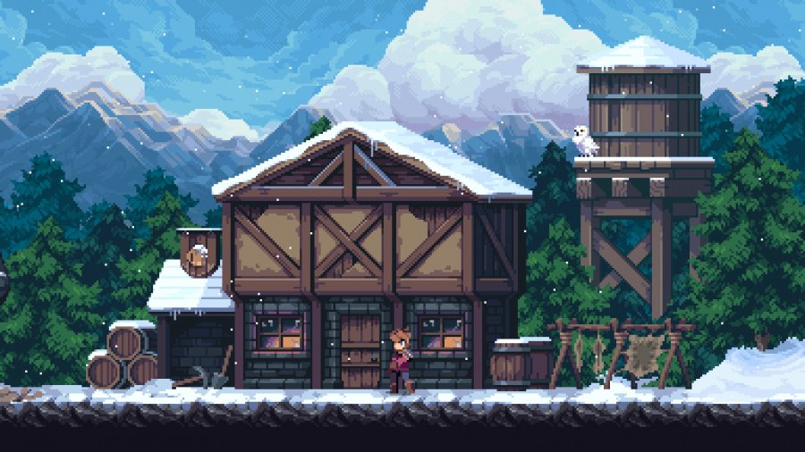 Chasm Review - Screenshot 2 of 5