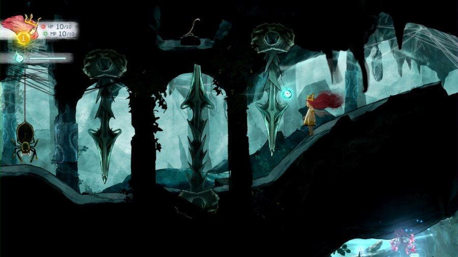 Child of Light: Ultimate Edition Review - Screenshot 3 of 4