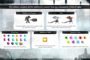 Child of Light: Ultimate Edition Screenshot