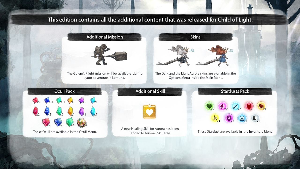 Child of Light: Ultimate Edition Review (Switch eShop