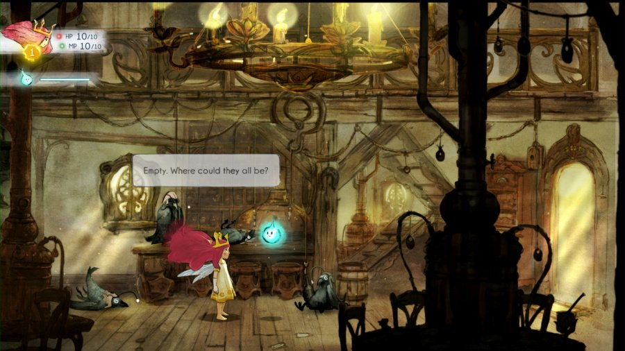Child of Light: Ultimate Edition Review - Screenshot 1 of 4