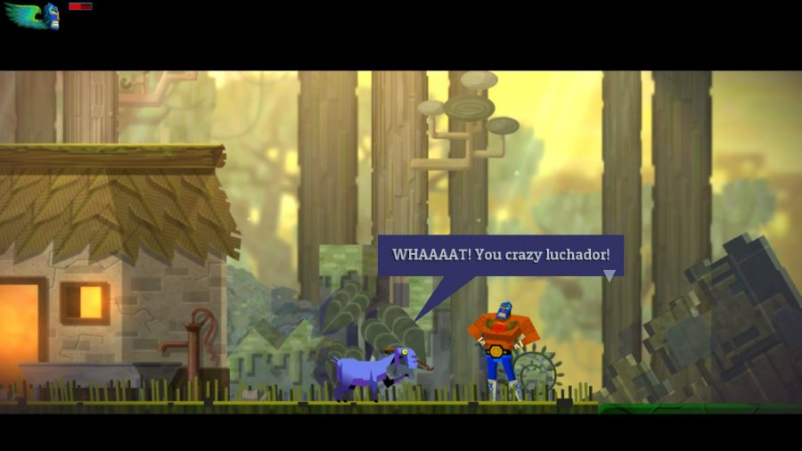 Guacamelee! Super Turbo Championship Edition Review - Screenshot 3 of 3
