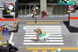 The World Ends with You: Final Remix Screenshot